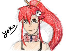 Yoko by The5IsSi5lent