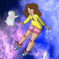 Bee and Puppycat by JeyGeeky