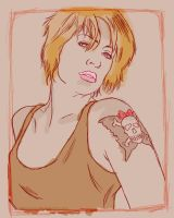 Brody Dalle tribute by pinkcoma