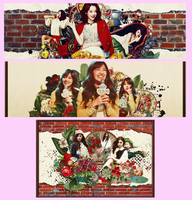 [ PSD/GIFT ] Suli , Eunji , Tiffany - Friend by Miiu-B1k99