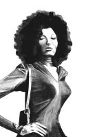 Daily Sketches Pam Grier by fedde