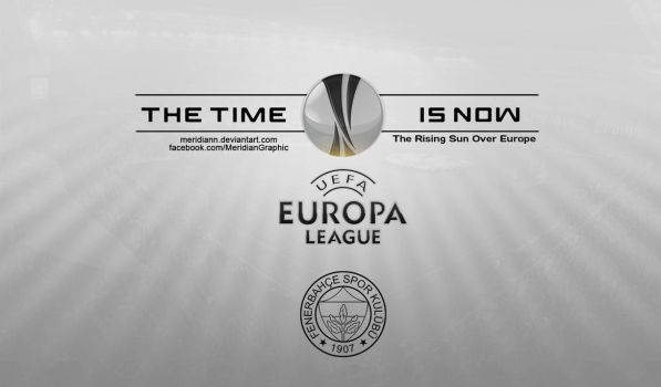The Time Is Now UEFA by Meridiann