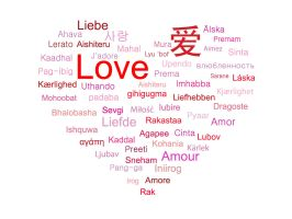 Love Wallpaper Many Languages by tsunami1313