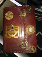 Steampunk journal 2 by benzod32