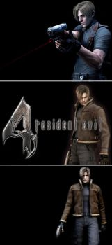 3 Leon Kennedy wallpapers by someday-soon63