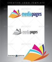 Media Pages Design Studio Logo by rixlauren