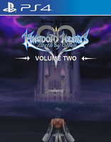 Kingdom Hearts Birth By Sleep Volume 2 PS4 (Idea) by Varimarthas5