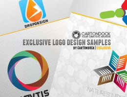 Logo Collection Freebie .psd by UJz