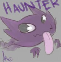 -Haunter- by KT-ExReplica