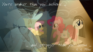 Bravery and Strength by donnys-boy