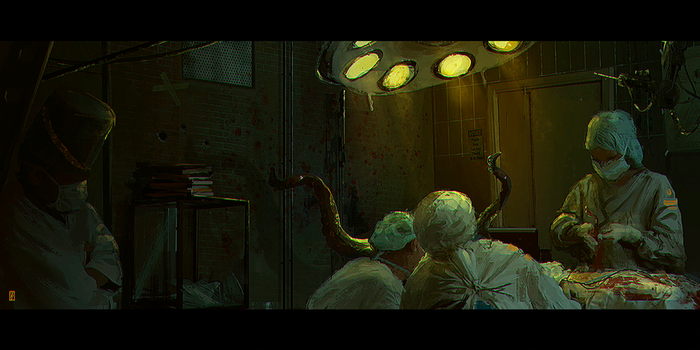 THE_SURGERY by donmalo