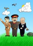 Quit Stalin Mein Winston by 10art1