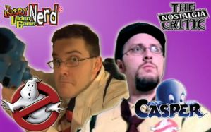 AVGN NC Ghostbusting Title by x-Destinys-Force-x