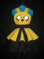 Jake the Cosplay Pinafore by DarlingArmy