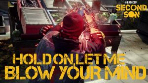 InFAMOUS Second Son - Let me blow your mind by Valtekken