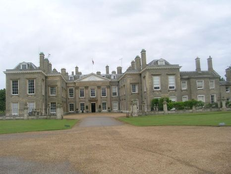 Althorp, Northampton by ultraviol3t666