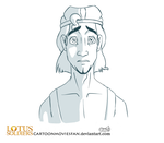 Mohib expressions study 2 by Cartoonmoviesfan