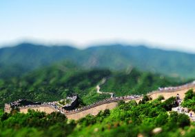 Somewhere in china II by ivantot