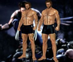 Wolverine(Briefs) X-men Origins Wolverine by XKammyX