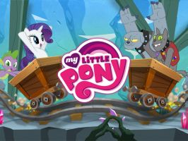 My Little Pony ios - A Dog and Pony Show by SteGhost