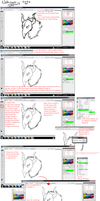 My drawing tutorial. by Capntoria