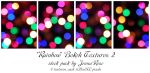 Rainbow Bokeh Pack 2 by Jenna-Rose