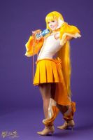 Yellow song by Lilian-hime