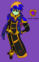 cr brainys maister robe gem toxic sound by Akira-Okuzaki