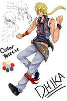 PN: Andhika reference by Blue-Shine-Star