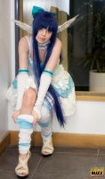 Stocking - Panty and Stocking With Garterbelt by Paper-Cube