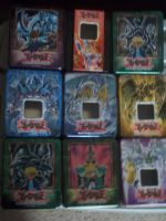 YGO Card Tin Collection by Eye-of-Kaiba