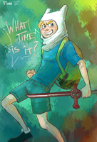 --What time is it...!?-- by Carmalicious