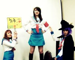 Haruhi RULES by Siyome