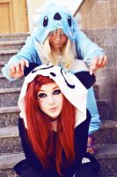 Friends-kigurumi by Namiko-Jay-Jay