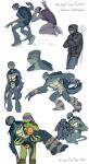 Sketchdump: Mutant Sea Turtles - Jackson by JazzTheTiger