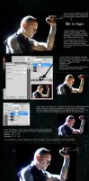 color and light--chaz tutorial by farahwinchester