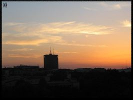 BG Sunset by iva-is-me