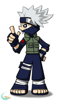 Kakashi: Panty and Stocking Inspired by Galaxianista