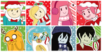 Christmas Icons by Jackie-lyn