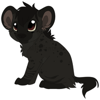 Obsidian Chibi by MBPanther