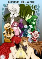 .:Cb Group Shot:. by Dawnrie