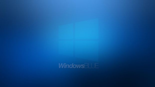 WindowsBLUE by rubasu