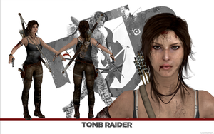 Tomb Raider Lara Croft ''Survivor'' model release by konradM96