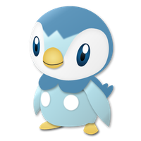 Piplup Icon by michx0709