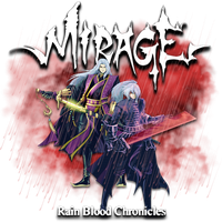 Rain Blood Chronicles Mirage by POOTERMAN