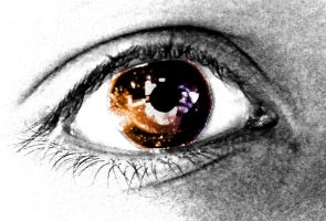 Design 17: Eye edit One by ElenaSaleeby