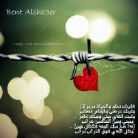 heart by B-Alsha3er