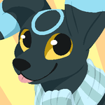 Commission - Umbrepup Icon by LinksEyebrows