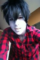 Marshall Lee the Vampire King Cosplay by Soroxas023