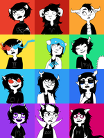 Troll Icons by Kuripu